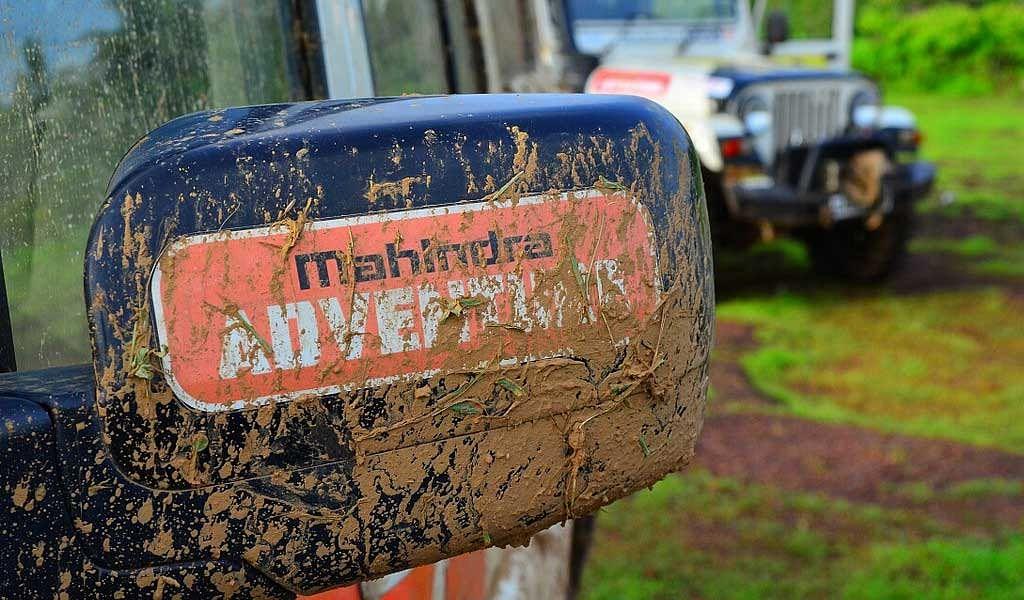 Mahindra Adventure's Lonavala Great Escape 2019-Off-roading trophy