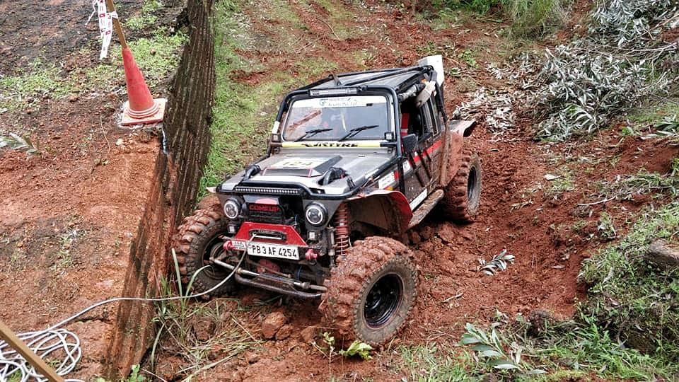 RFC India 2018: Dhaliwal and Sandhu from Gerrari Offroaders continue their dominance