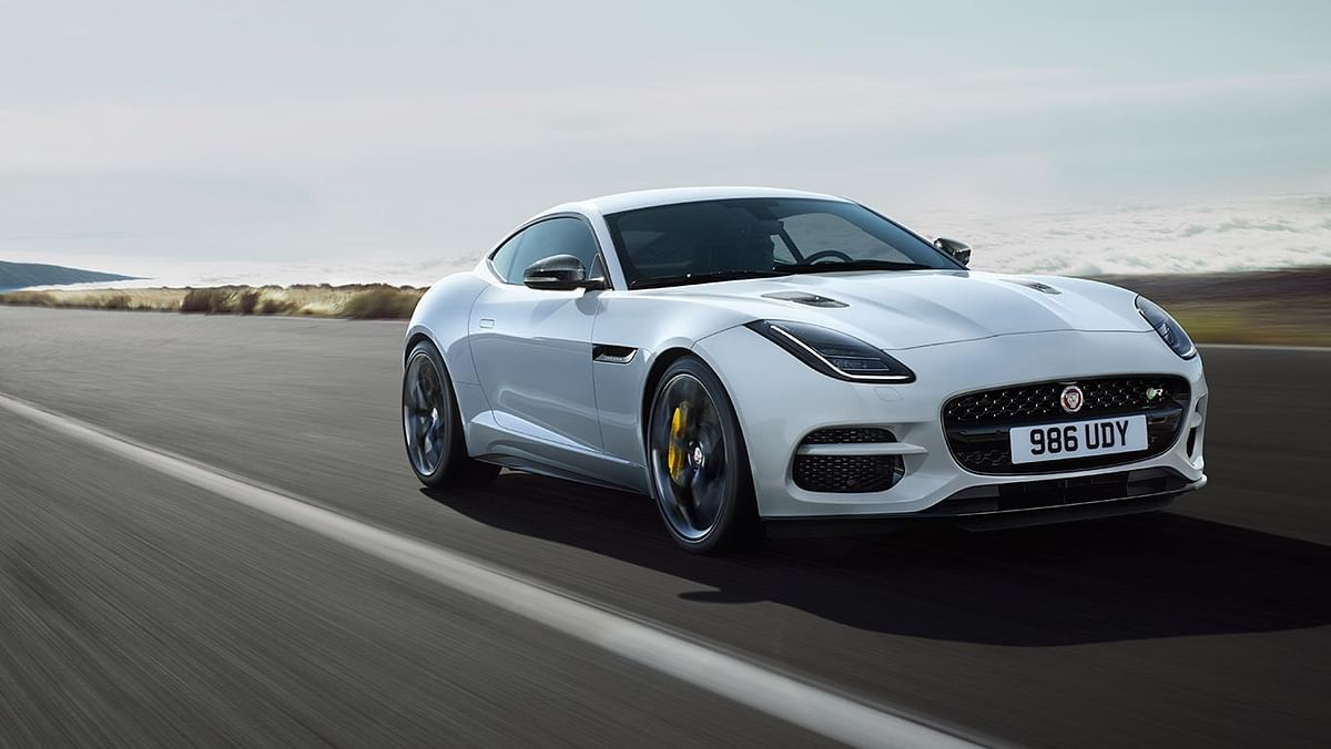 Jaguar F-Type now gets the Ingenium 4-cylinder petrol engine