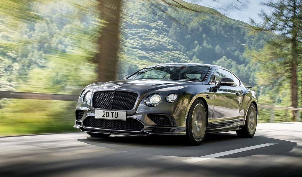 Bentley premieres new short film to highlight century old success story