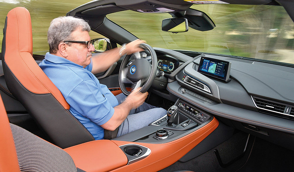 Test Drive Review: The BMW i8 Roadster is one of a kind