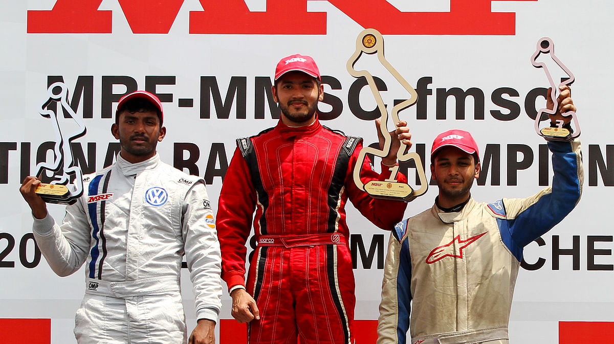 MRF MMSC FMSCI National Racing Championship 2018 Round 3 – A Thrilling race weekend