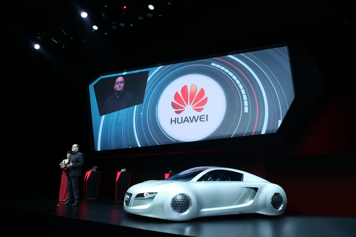 Audi joins hands with Huawei to build intelligent connected vehicles