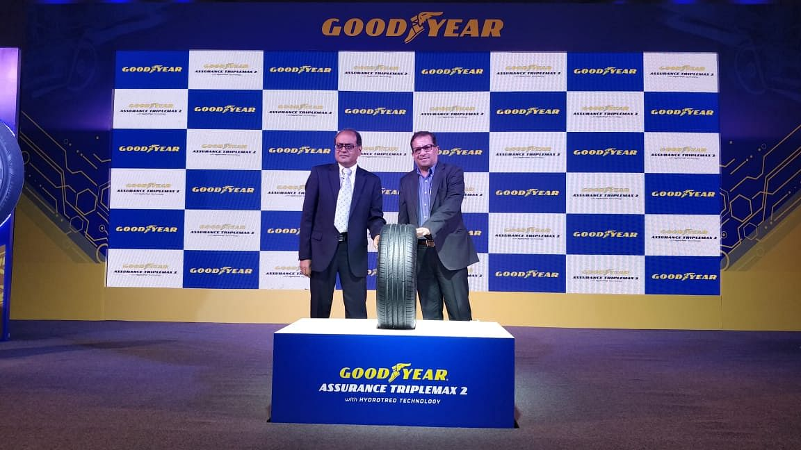 Goodyear Tyres launches its Assurance TripleMax 2 tyres