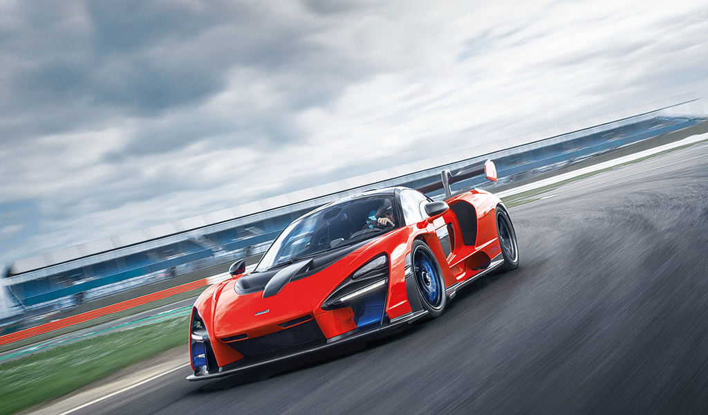 McLaren Senna Test Drive Review: The ultimate track driving experience