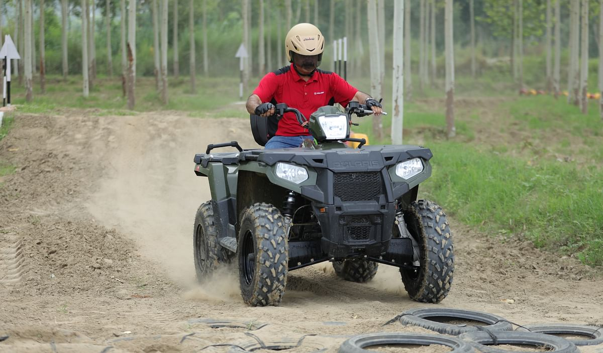Polaris Experience Zone now in Punjab