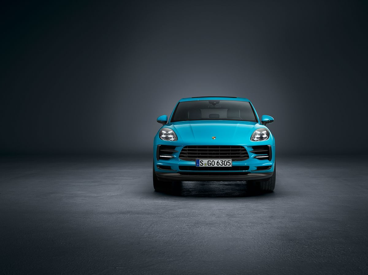 Porsche has unveiled the Macan in a new avatar
