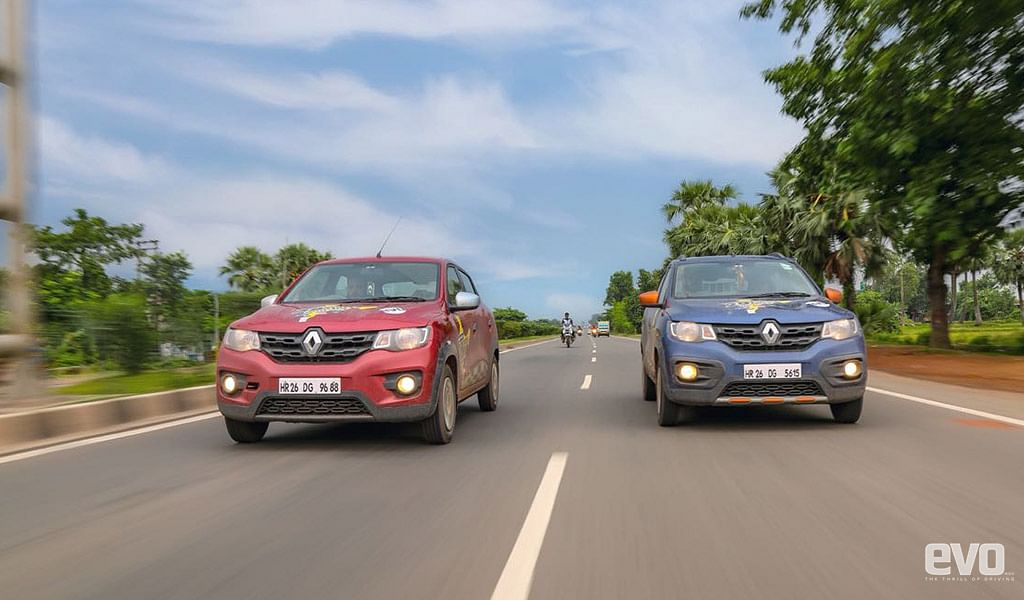 Day 14: Horrendous roads spoils the rhythm of the Renault Kwid