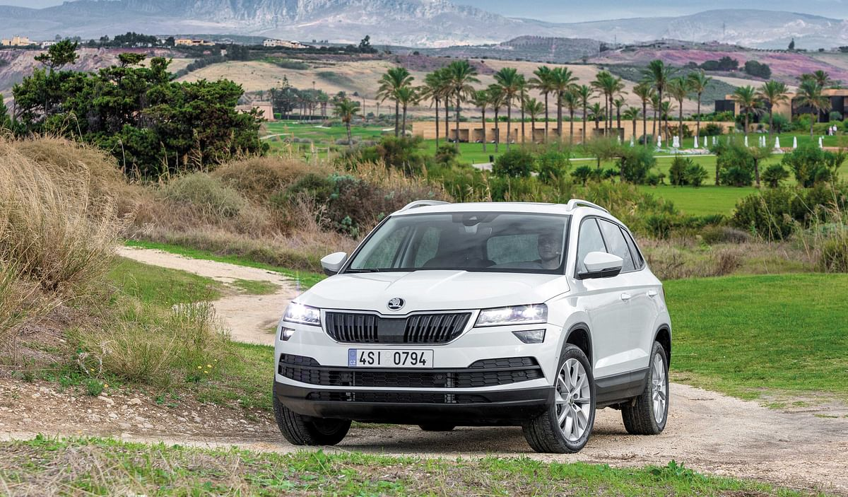 Test drive review: Skoda Karoq – Another winner from the Czech firm