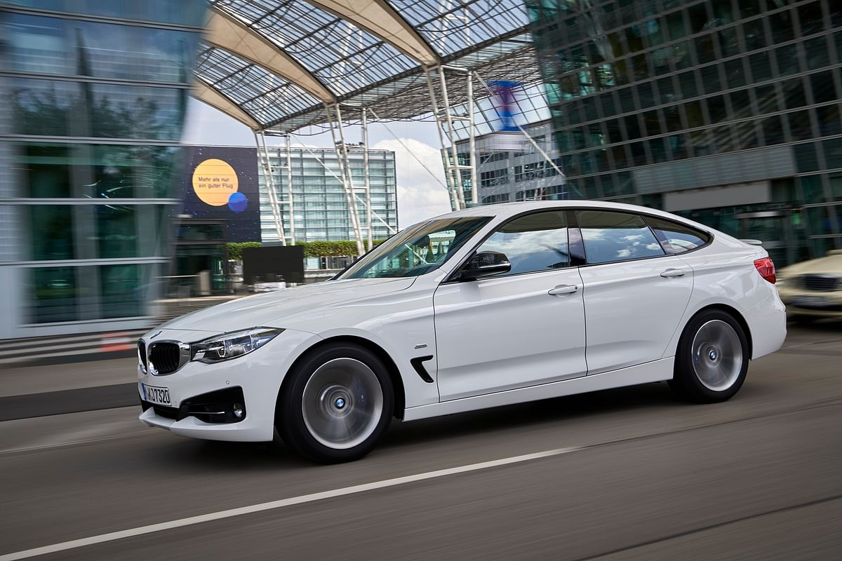 BMW launches the 3 Series Gran Turismo Sport