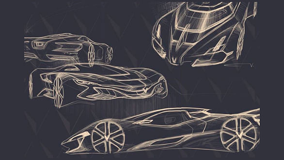 Vazirani Shul Hypercar to be unveiled at the Goodwood FOS