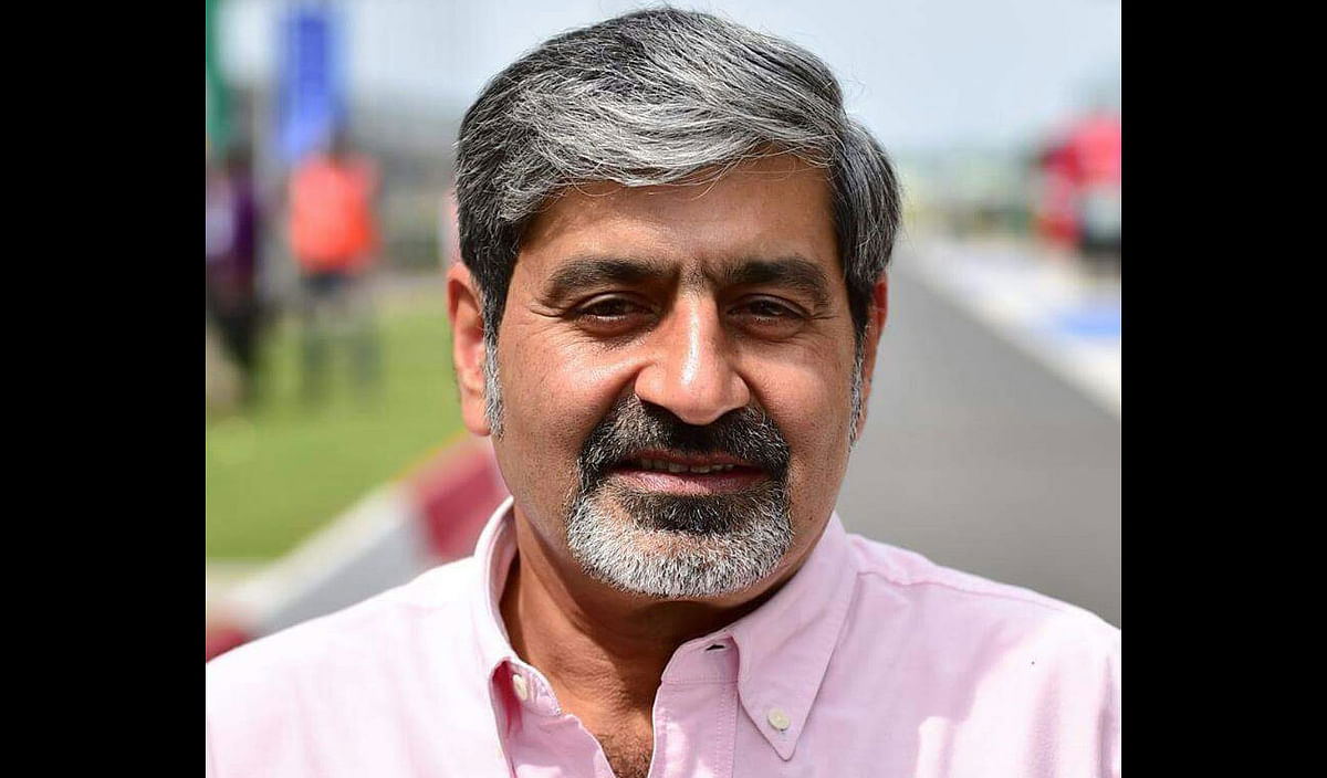 FIA re-elects Vicky Chandhok as the president of its APRC Working Group