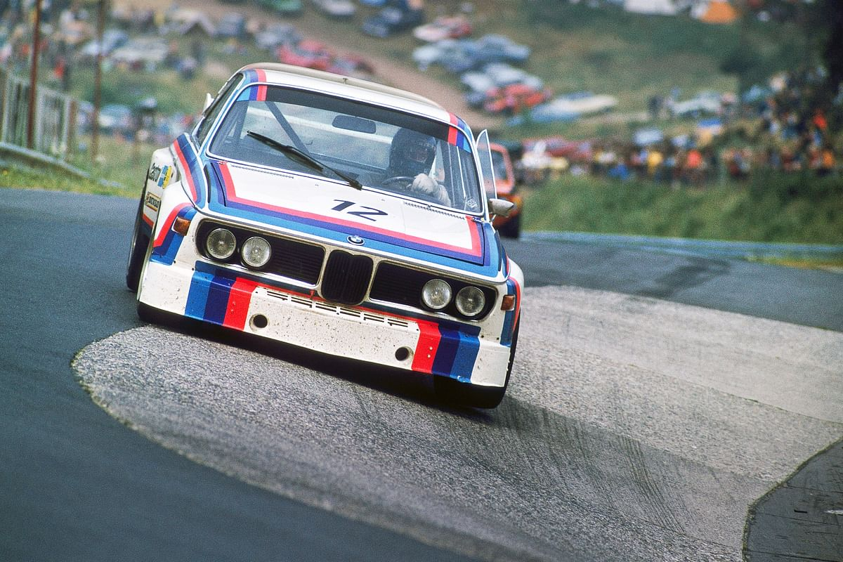 Nurburgring Nordschleife – a history of the Green Hell