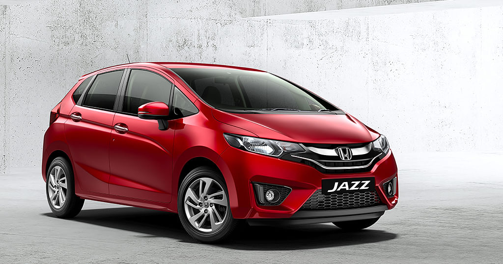 Honda launches the 2018 Jazz in India