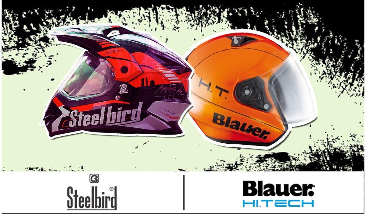 Steelbird set to bring American helmet brand Blauer HT to India next year