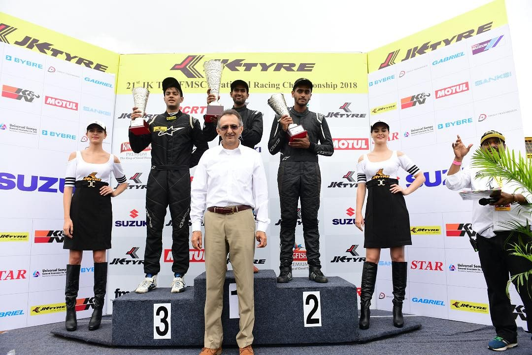 JK Tyre INRC 2018 Round 1 – Bryan Perera and Karthik Tharani grab the top honours