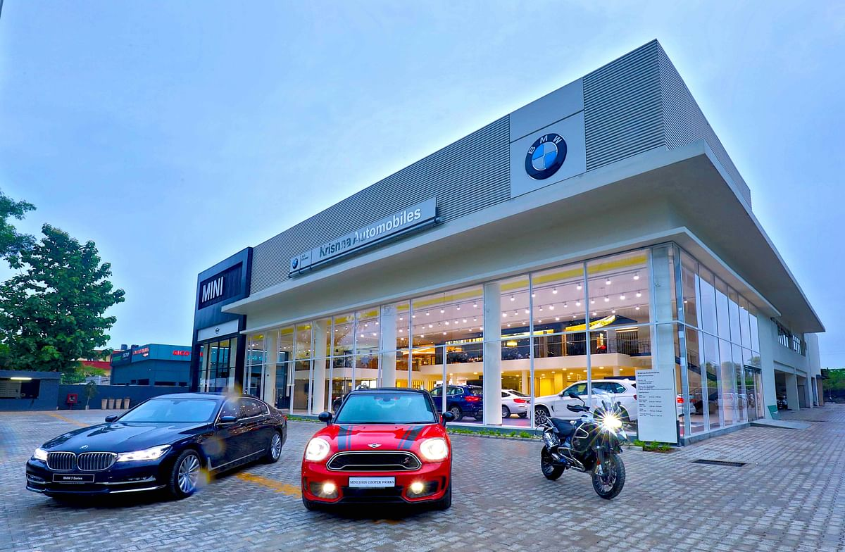 BMW Group launches integrated dealership 'NEXT' in India