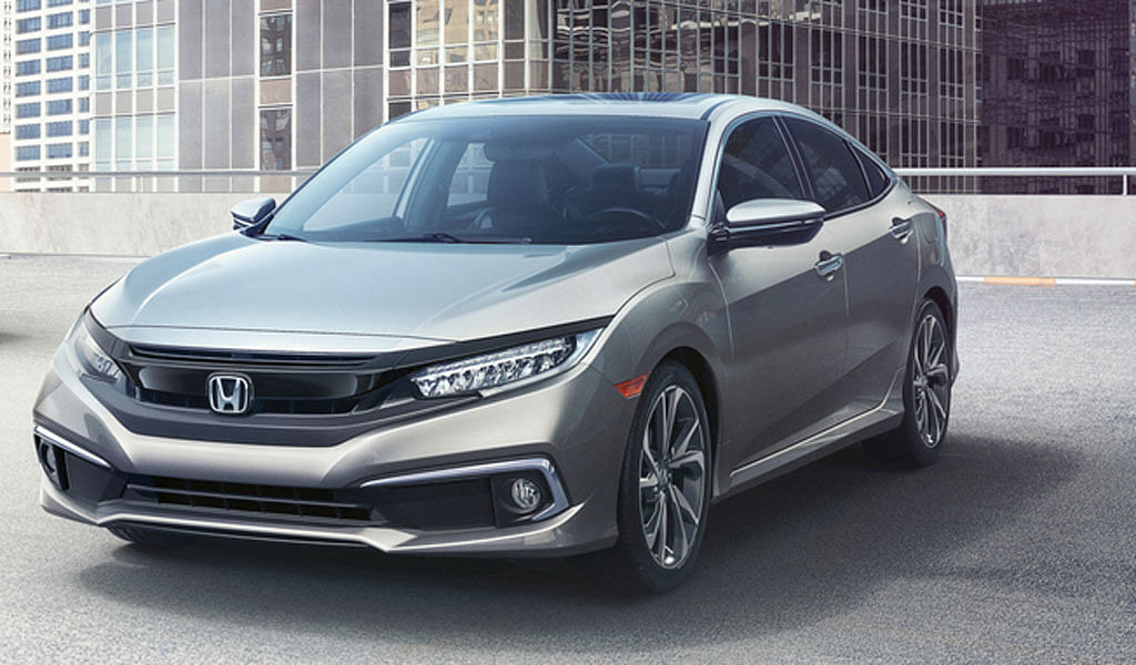 2019 Honda Civic revealed ahead of launch in India