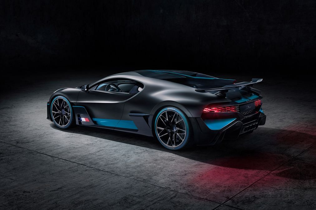 Bugatti unveils its flagship hypercar, the Divo