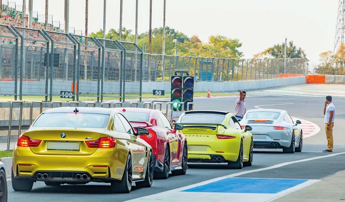 The Buddh International Circuit – Formula One or not, it's still breathing