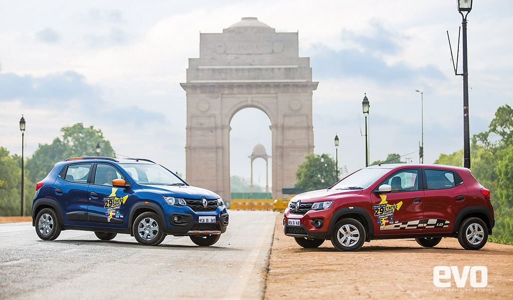 Renault Kwid 29 States 29 Days challenge: Leg 1 of our epic drive