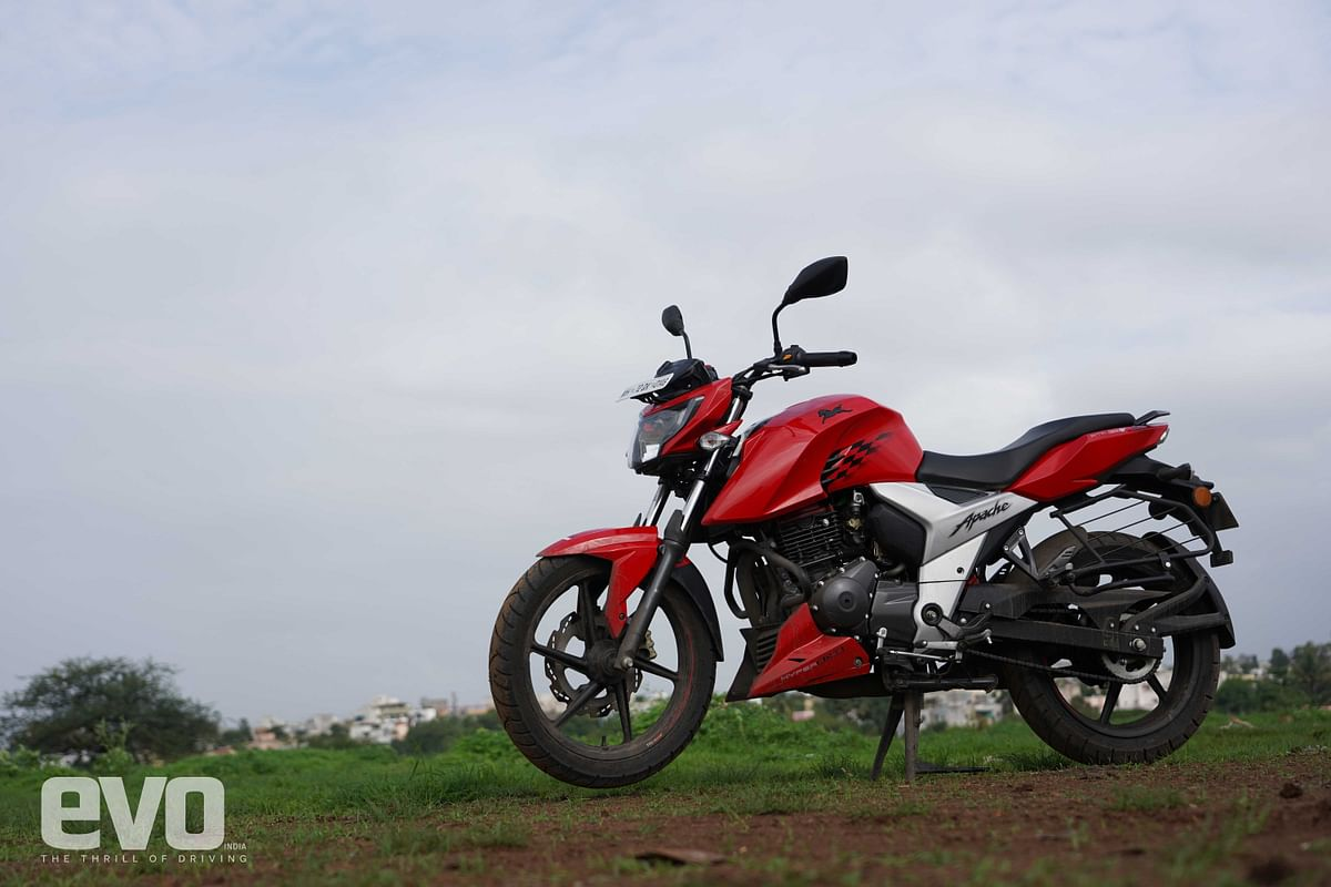 Long term report: TVS Apache RTR 160 4V
