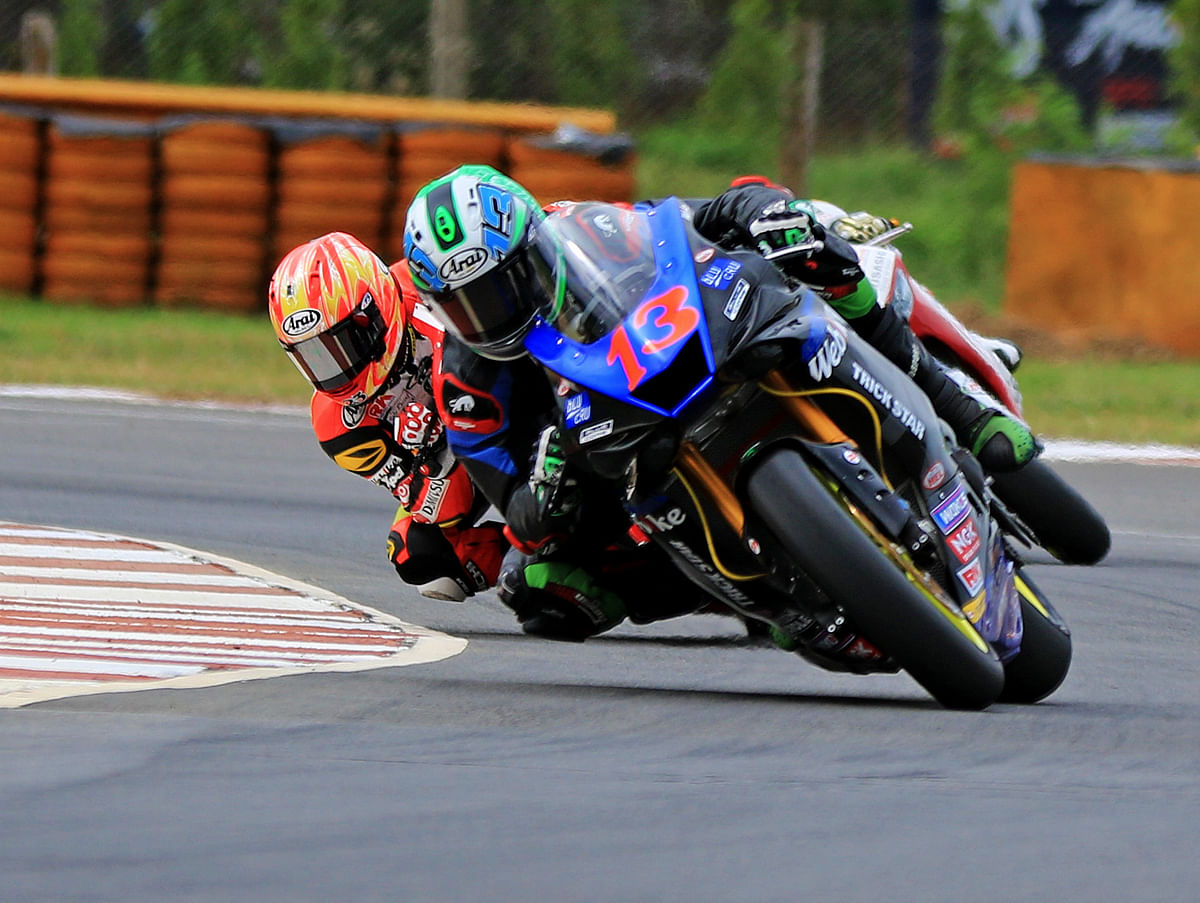 ARRC Round 4: Anthony West reigns victorious in the SuperSport class