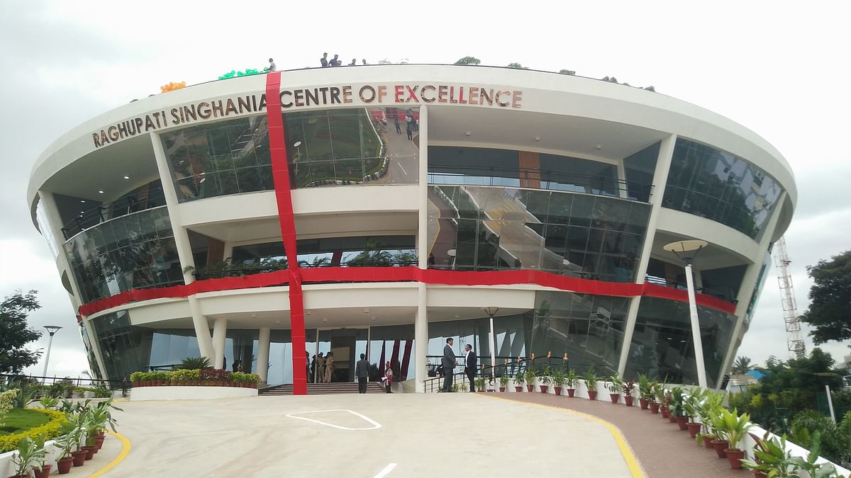 JK Tyre inaugurate their Global Technology Centre in Mysore
