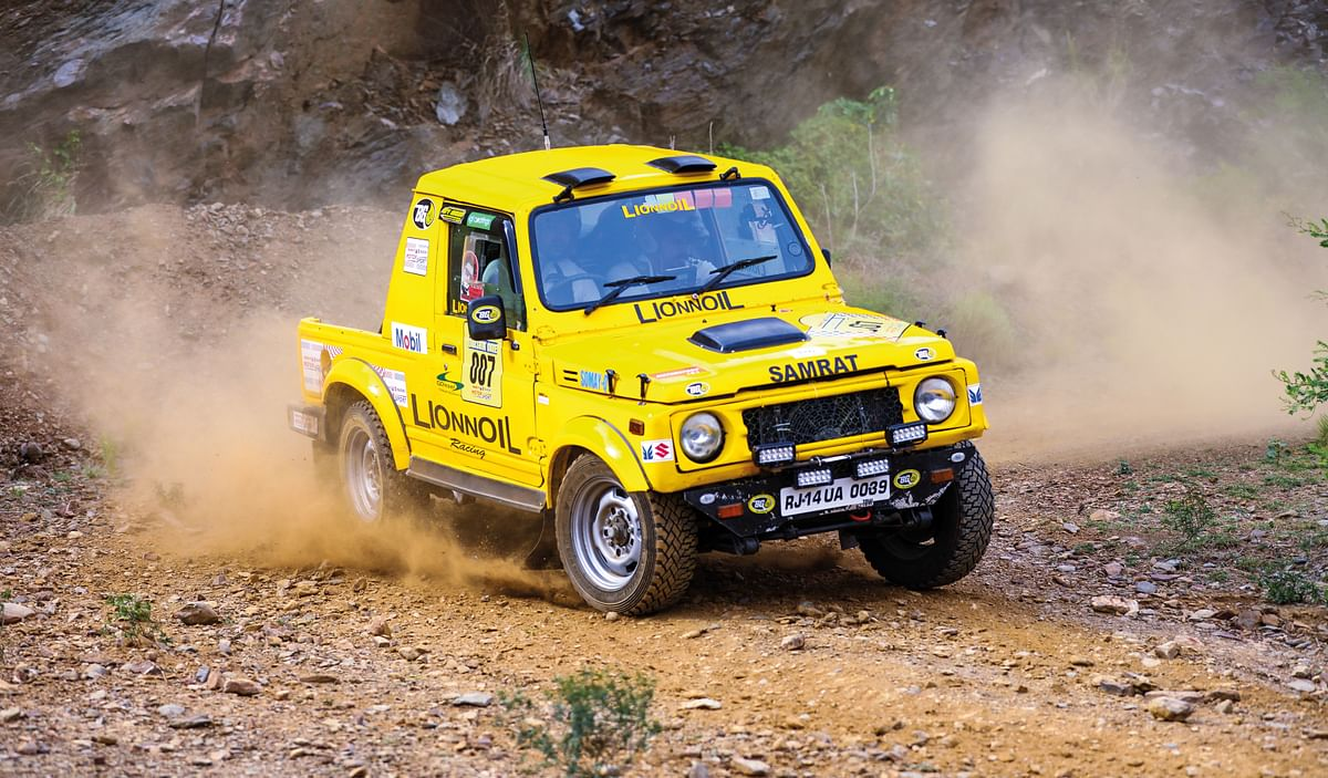 9th Edition of the Maruti Suzuki Dakshin Dare – Looking back at the action