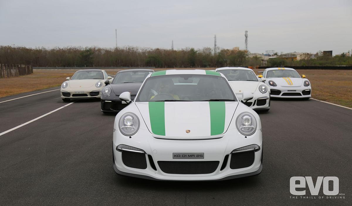 Celebrating 70 years of Porsche: Part 2