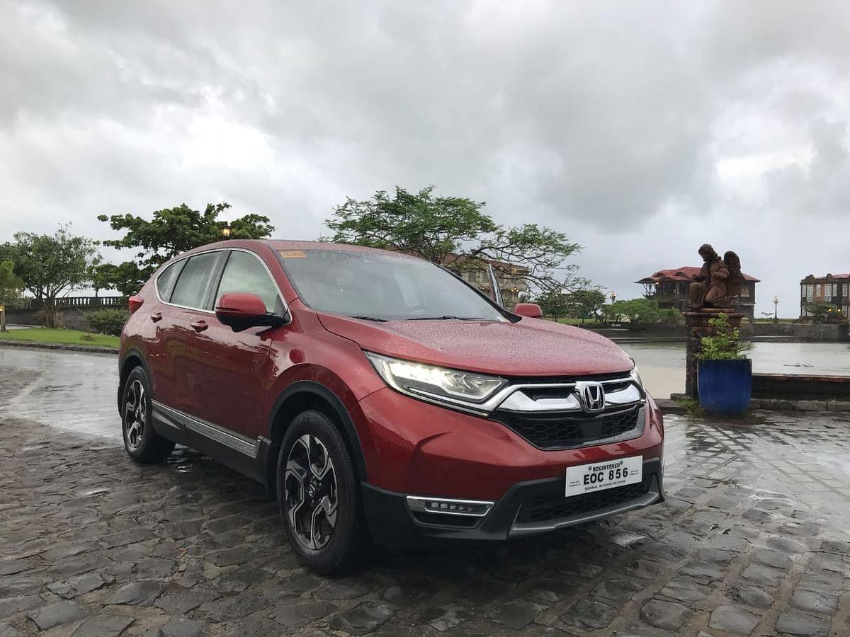 Test Drive Review: 2018 Honda CR-V diesel