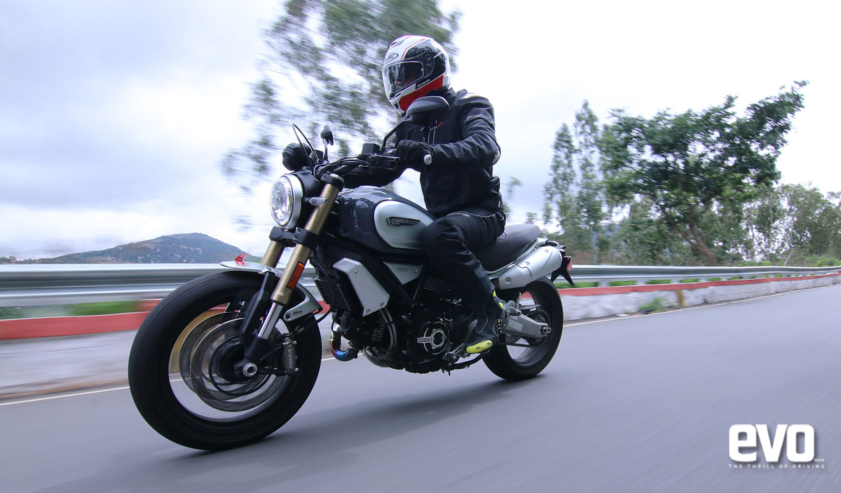 Test Ride Review: Ducati Scrambler 1100