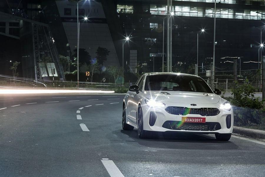Test Drive Review: Kia Stinger GT – Top cat