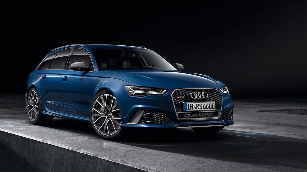 2018 Audi RS6 Avant Performance launched at Rs 1.65 crore