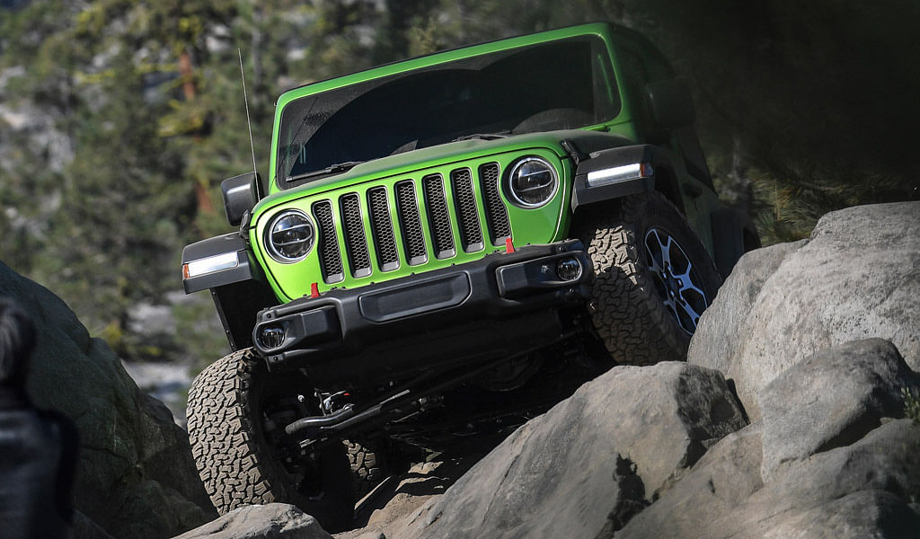 Test Drive Review – 2018 Jeep Wrangler Rubicon