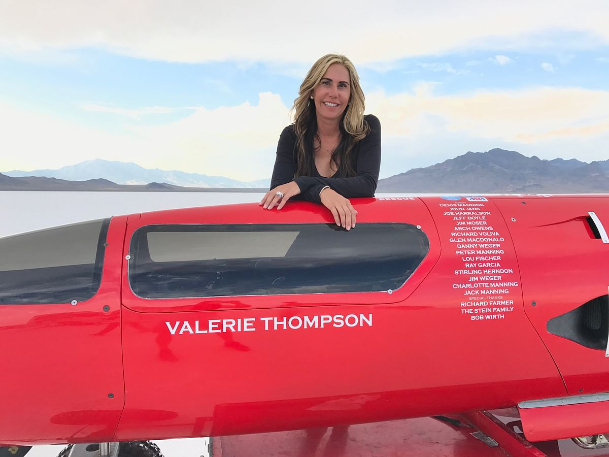Valerie Thompson to be inducted into the Sturgis Motorcycle Hall of Fame