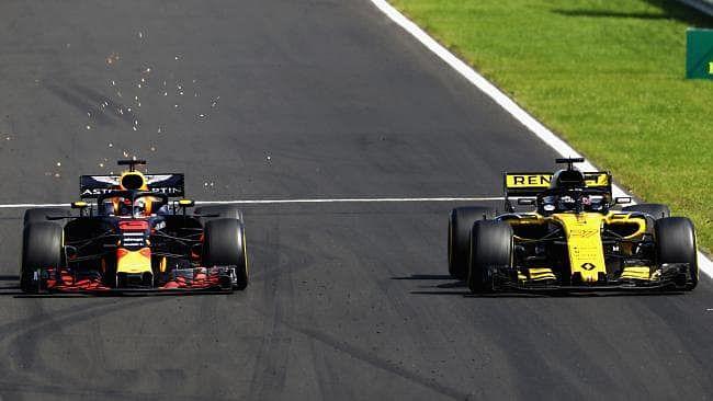 Daniel Ricciardo joins Nico Hulkenberg at Renault starting 2019