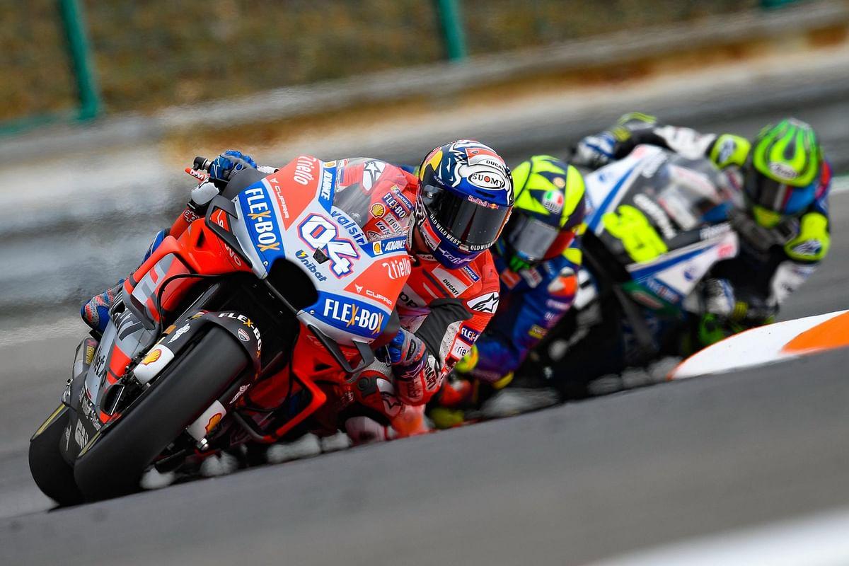 DesmoDovi wins Czech GP