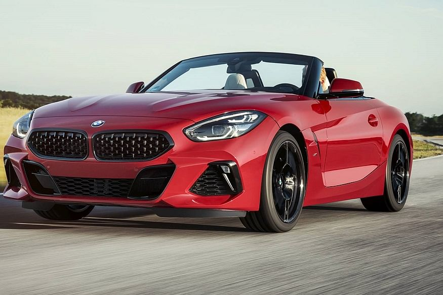 2019 BMW Z4 Roadster unveiled at Concours d'Elegance, Pebble Beach