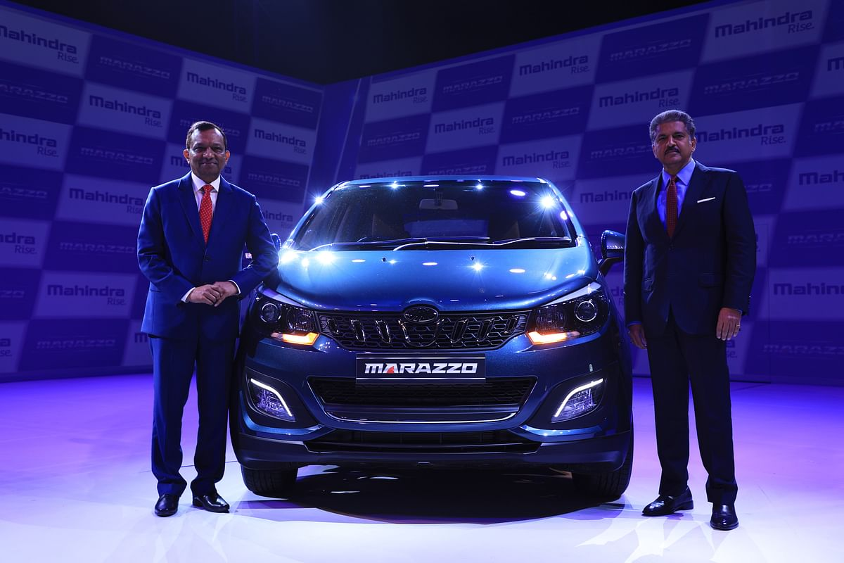 Mahindra Marazzo launched at Rs. 9.99 lakh (ex-showroom, India)