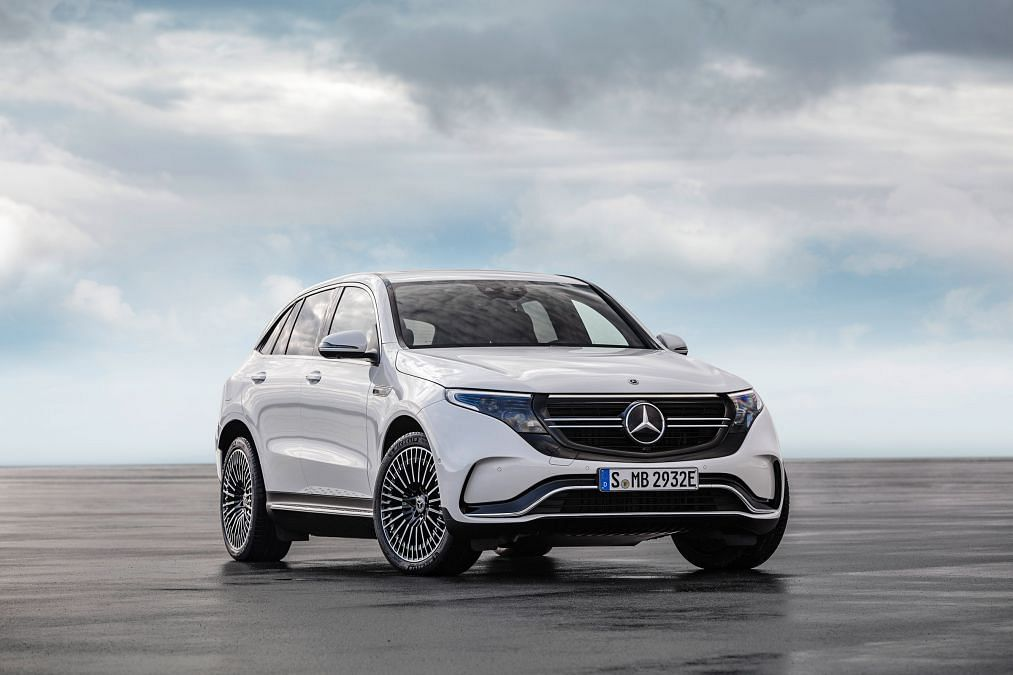 New 2019 Electric Mercedes EQC revealed – Merc's Tesla rival on sale next year