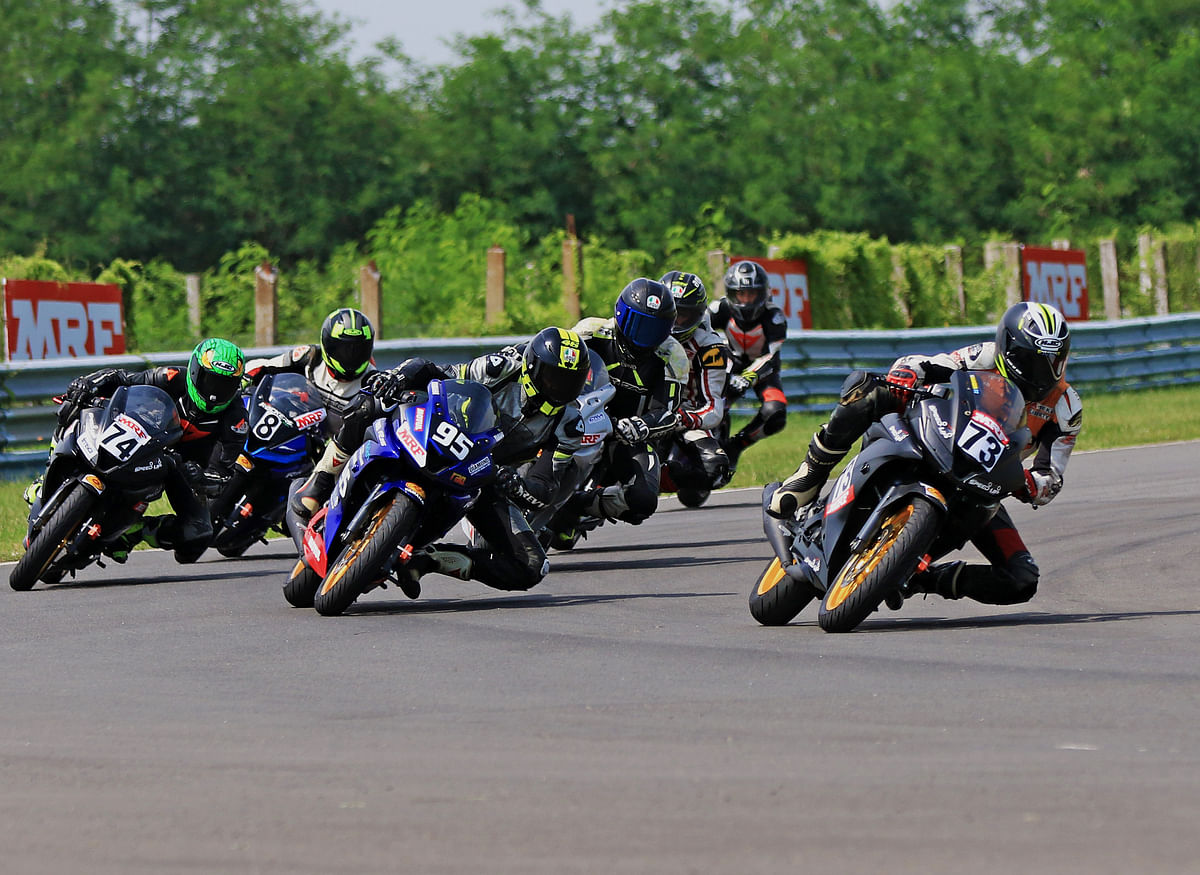 MRF FMSCI INMRC 2018 – Get ready for round four!
