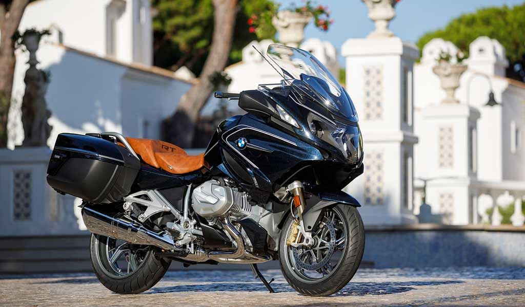 BMW Motorrad unveils 2019 R 1250 GS and R 1250 RT ahead of global debut