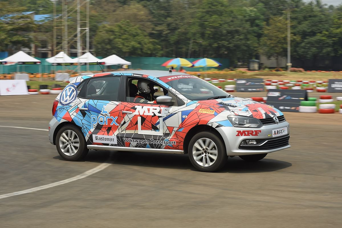 Asia Auto Gymkhana Competition 2018 – Round two