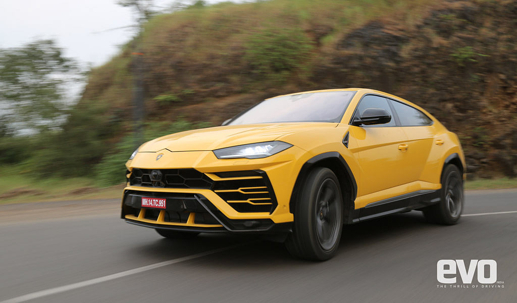 Test Drive Review: Lamborghini Urus – Worrying times for the Bentley Bentayga and the Range Rover SVR
