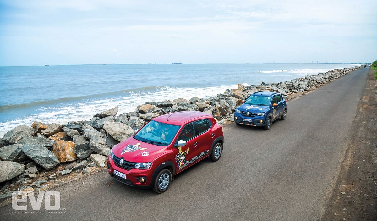 Renault Kwid 29 States 29 Days challenge: Leg 2 of our epic drive