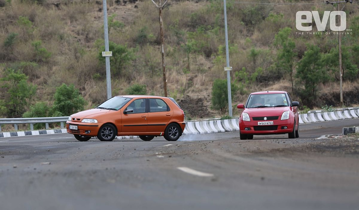 Drivers' cars on a budget, part one: Fiat Palio 1.6 GTX & Maruti Suzuki Swift