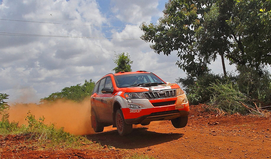 Gill takes the lead on opening day of the Maruti Suzuki Dakshin Dare 2018