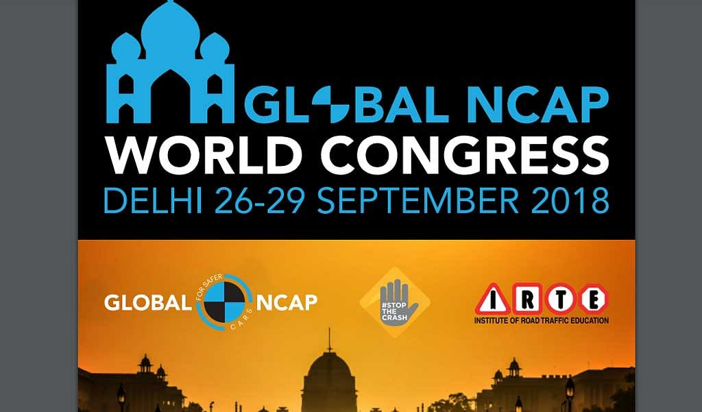 Global NCAP World Congress to take place in Delhi