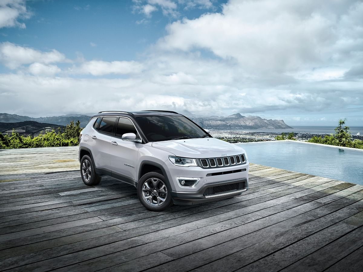 Jeep Compass Limited Plus launched at Rs 21.07 lakh